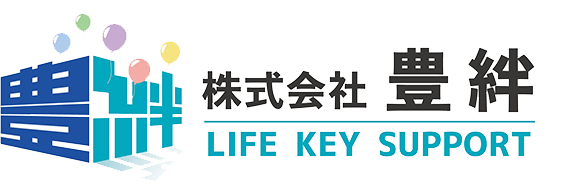 LIFE KEY SUPPORT(ライフ・キー・サポート.)
